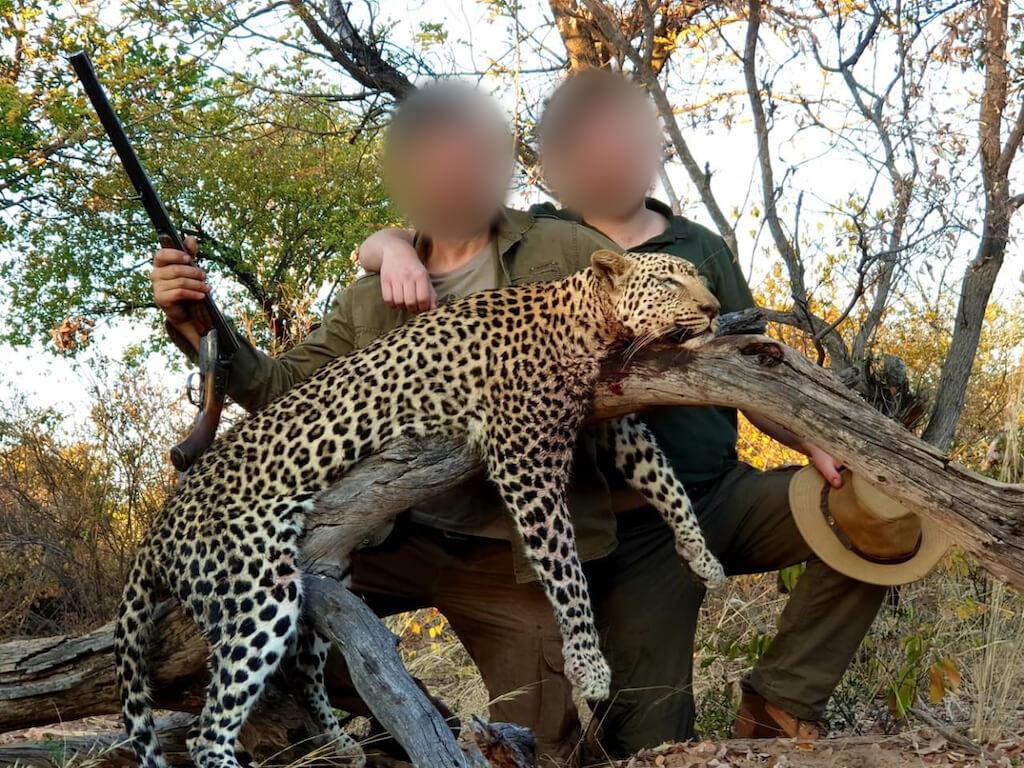 PETA denuncia a presidente Sudafricano de beneficiarse con Caza de Trofeos